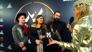Солістка гурту «KAZKA» прокоментувала своє ставлення до того, що пісня «Плакала» стала хітом в Росії