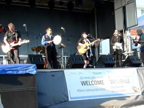 TRC Concert: Leanne Goose.MOV