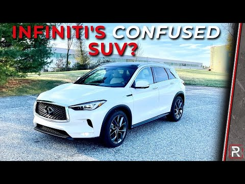 The 2021 Infiniti QX50 Autograph is a Decent Luxury SUV from a Lost Brand
