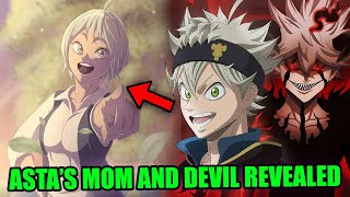 Asta's DEMON Identity & MOTHER REVEALED! Asta vs Anti-Magic Devil - Why Asta Has NO MANA Explained