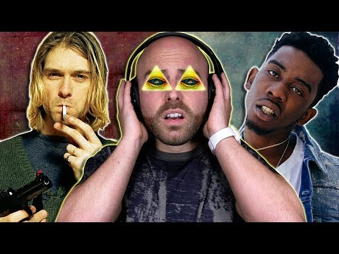 10 Songs with CREEPY Hidden Messages! - Part 2