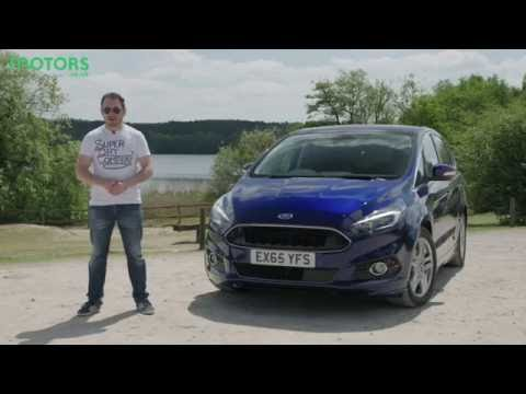 Motors.co.uk  Ford S-MAX Review