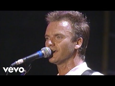 The Police - Every Breath You Take (Live)