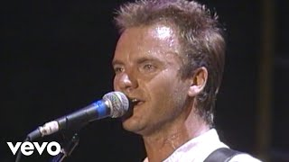 The Police   Every Breath You Take (Live)