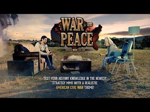 Pub Jeux War&Peace
