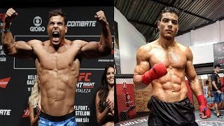 НЕПОБЕДИМЫЙ БОЕЦ UFC - Paulo Henrique Costa