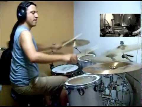 Reach Inside - Strike 3 - Ariel de Leon (Drum Cover)