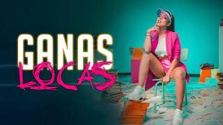 Karen Lizarazo   Ganas Locas (Video Oficial)