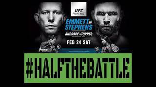 UFC Orlando: Emmett vs Stephens Bets, Picks, Predictions on Half The Battle (UFC on Fox 28)