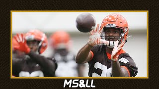 Greedy Williams Will Especially Benefit From Joe Woods' Defense in 2020 - MS&LL 8/6/20