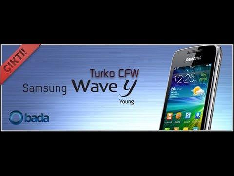 Как прошить Samsung S5380D - Wave Y