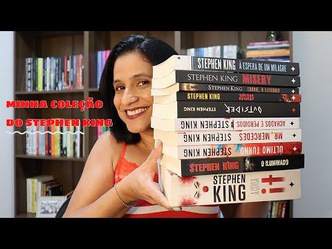 COLEÇÃO DE LIVROS DO STEPHEN KING / Diário de Leitura S2