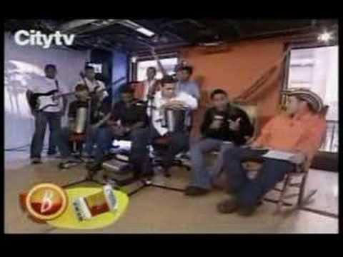 Entrevista 2 en City Tv