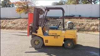 HOW TO DRIVE A FORKLIFT!