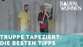 Lets bastel trifft seinen Meister im Tapezieren - Tricks und Techniken (XL Version)