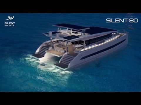 Silent Yachts Silent 80 video
