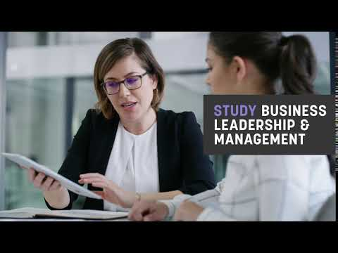 Study Business Leadership & Management at TAFE NSW