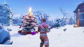 NEW FORTNITE SNOWING EVENT COMING SOON?! SNOWING IN FORTNITE! (FORTNITE BATTLE ROYALE)