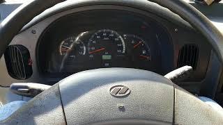 видео авто Yuejin NJ1062 в кредит