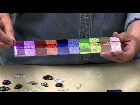 How to Know When You Should Cap Dichroic Glass | Delphi Glass