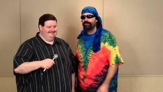 Dude Love aka Mick Foley – Fan Wrestling Promo – January 29, 2012