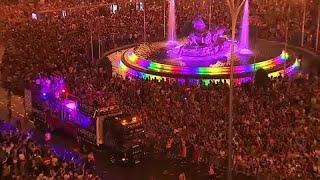 Európa több pontján is Pride volt szombaton