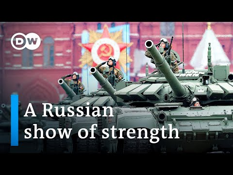 Russia marks WWII Victory Day with massive military parade | DW News