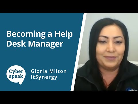 What's It Like to be a Help Desk Manager?