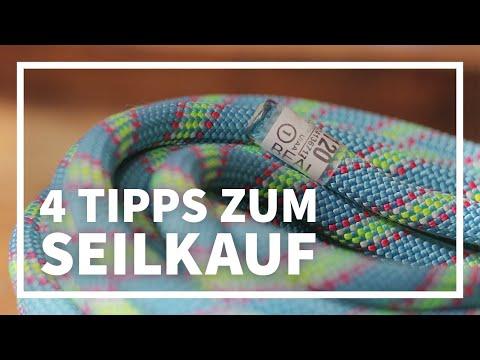 Tipps zum Seilkauf für die Kletterhalle | Einfach Klettern