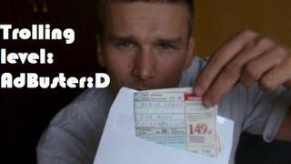 AdBuster - spam fizyczny, kurde!