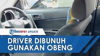Pelaku Pembunuhan Driver Taksi Online di Medan Ditangkap, Gunakan Obeng untuk Menikam