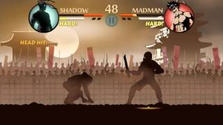 Shadow fight 2 (Mac os x) EP 2 (The end movement)