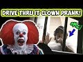 Drive Thru IT Clown Prank