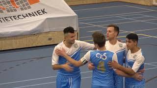 SAMENVATTING | ZVV Ede 1 - Futsal Apeldoorn 2 (Eerste Divisie, 2018-2019)