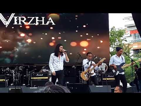 Virzha - Separuh Nafas (Dewa) Ex Indonesian Idol, At Bintaro xchange 2017
