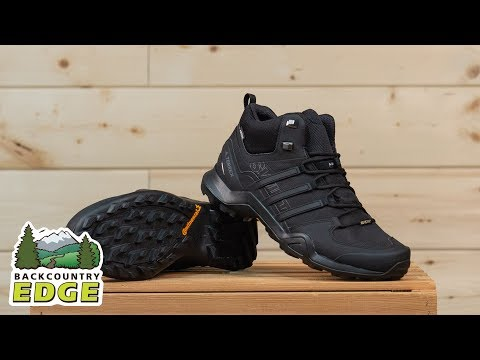 adidas Outdoor Men's Terrex Swift R2 Mid GTX Hiking Boot