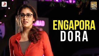 Dora - Engapora Dora Tamil Lyric Video   Nayanthara   Vivek - Mervin