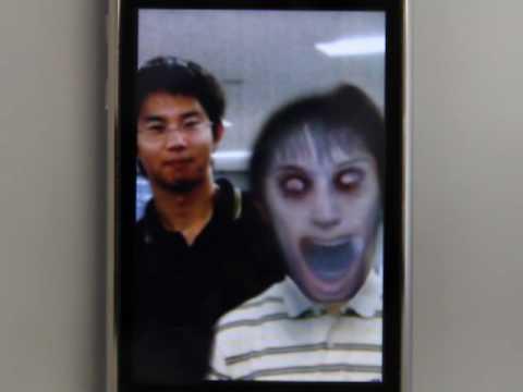 Video of HauntedBooth