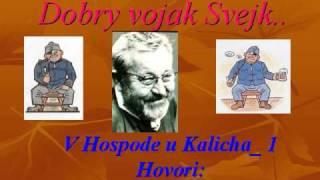 Dobry vojak Svejk Hovori Jan Werich 2.wmv