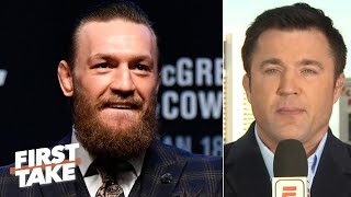 """Order UFC 246 here on ESPN https://plus.espn.com/ufc/ppv. Former UFC fighter Chael Sonnen joins First Take to discuss the upcoming fight between Conor McGregor and Donald """"Cowboy"""" Cerrone at UFC 246. #FirstTake #UFC ✔ Subscribe to ESPN+ https://plus.espn.com/ ✔ Get the ESPN App: http://www.espn.com/espn/apps/espn ✔ Subscribe to ESPN on YouTube: http://es.pn/SUBSCRIBEtoYOUTUBE ✔ Subscribe to ESPN FC on YouTube: http://bit.ly/SUBSCRIBEtoESPNFC ✔ Subscribe to NBA on ESPN on YouTube: http://bit.ly/SUBSCRIBEtoNBAonESPN ✔ Watch ESPN on YouTube TV: http://es.pn/YouTubeTV  Exclusive interviews with Rachel Nichols https://urlzs.com/jNURe Stephen A. Smith on ESPN https://urlzs.com/W19Tz  ESPN on Social Media: ► Follow on Twitter: http://www.twitter.com/espn ► Like on Facebook: http://www.facebook.com/espn ► Follow on Instagram: www.instagram.com/f/espn  Visit ESPN on YouTube to get up-to-the-minute sports news coverage, scores, highlights and commentary for NFL, NHL, MLB, NBA, College Football, NCAA Basketball, soccer and more.   More on ESPN.com: https://www.espn.com"""