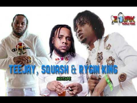 NEW DANCEHALL MIXTAPE DECEMBER 2018► (RAW) -Rygin Teejay & Squash Mix► (MOBAY ARTISTS MIX)