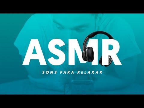 Imagem ilustrativa do vídeo: ASMR: Para relaxar e acabar com a ansiedade