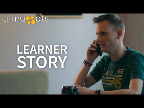 Download CBT Nuggets Learner Stories: Brian Vinson Mp4 HD Video and MP3