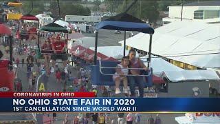 No Ohio State Fair in 2020