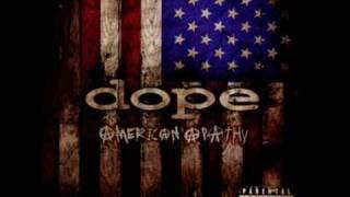 Dope Fuck the world w/lyrics