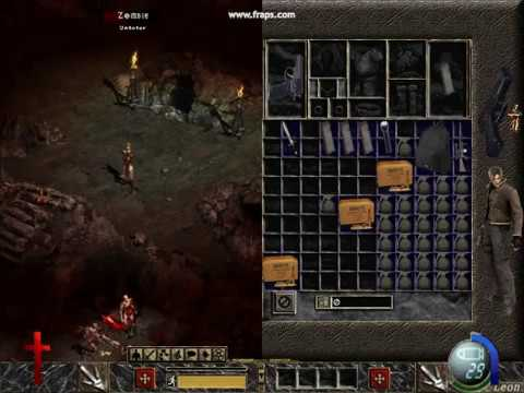 Diablo 2 LoD Mod Resident Evil 2