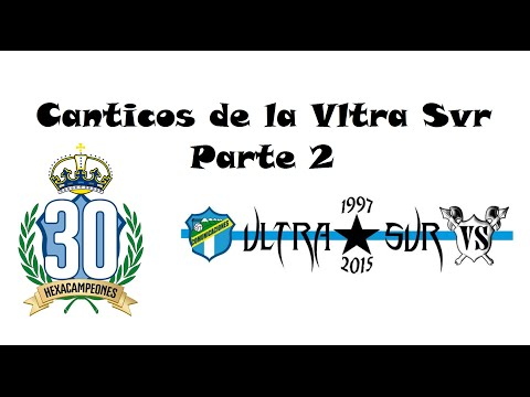 """Canticos de la Vltra Svr - Comunicaciones - Guatemala (PARTE 2)"" Barra: Vltra Svr • Club: Comunicaciones"