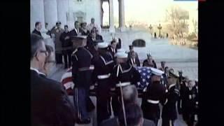 1963 год. Похороны Джона Кеннеди