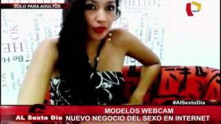 Sexto Día la copia peruana que habla de las modelos webcam