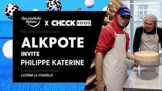 Alkpote & Philippe Katerine #CheckFood